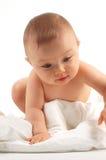 15 behandla som ett barn badet Royaltyfria Bilder