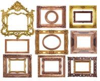 15 blocchi per grafici Fotografia Stock