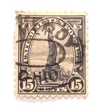 15 cents Statue of Liberty Stamp Royalty Free Stock Photography
