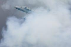 15 f喷气式歼击机 免版税库存照片