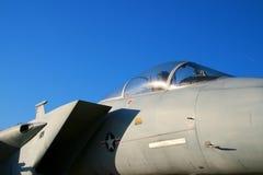15 f战斗机 库存图片