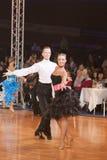 15 janvier : Pavel Snegir-Arina Haritonenko BELARUS Photos stock