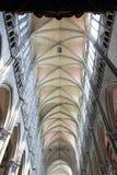 15 katedra Amiens France Zdjęcie Stock