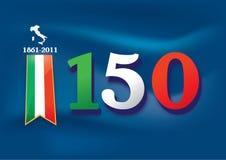 150 Italien Lizenzfreie Stockbilder