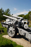150 mm heavy field howitzer s. F.H.18 model 1934 Royalty Free Stock Photography