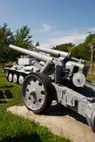 150 modelo pesado 1934 do howitzer S.F.H.18 do campo do milímetro Fotografia de Stock Royalty Free
