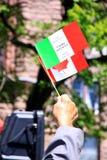 150ste Verjaardag van Italië Stock Afbeeldingen