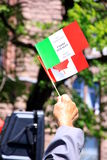 150th Aniversário de Italy Imagens de Stock
