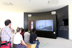 150th yokohama έτους EXPO s Στοκ φωτογραφίες με δικαίωμα ελεύθερης χρήσης