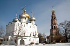 1525年大教堂斯摩棱斯克 免版税库存图片