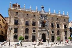 1530年档案馆格拉纳达皇家西班牙 库存照片