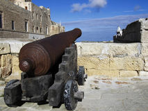 1565 Authentic Cannon Royalty Free Stock Photos