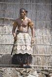 1583 вождь Фиджи Стоковые Фотографии RF