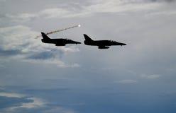 159 aero alca l Стоковое Изображение RF