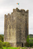 15th century Dysert O'Dea Castle Stock Images