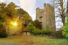15th century Foulksrath Castle Royalty Free Stock Photos
