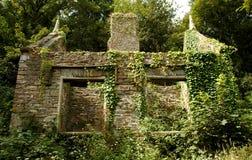16世纪废墟 库存图片