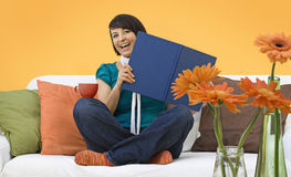 16企业长沙发 免版税库存照片