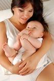 16小母亲 免版税库存照片