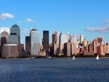16更低的曼哈顿 图库摄影