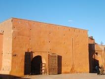 16马拉喀什 免版税库存图片