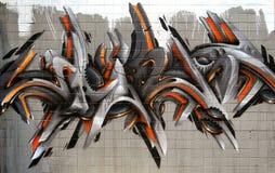 16 γκράφιτι Στοκ εικόνα με δικαίωμα ελεύθερης χρήσης