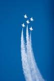 16 πολεμικό τζετ φ thunderbird Στοκ Εικόνες