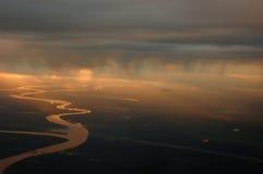 16 облаков Стоковое Фото
