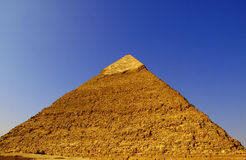 16 пирамидок giza Стоковые Фотографии RF