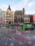 16 2008 augoustbilbao stora semana spain Arkivbild