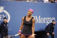 16 2009 η ανοικτή Serena εμείς Ουίλι&al Στοκ Φωτογραφίες