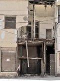 16 2010 землетрясений valparaiso -го Чили февраль Стоковая Фотография