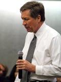 16 2011年德顿市2月州长约翰kasich俄亥俄 库存照片