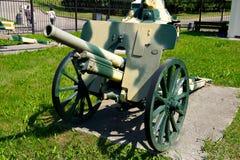 16 75 1930 field пушка mm модельный n fk немецкая Стоковая Фотография
