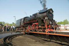16. Dampf-Lokomotive-Parade 2009 - OL 49 Stockfotos