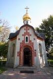 16 danilov修道院 免版税库存照片