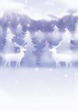 16 ilustracji świąt Fotografia Stock