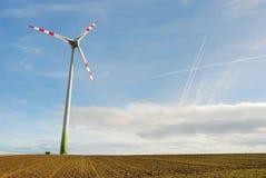 16 ingen windmill Royaltyfri Bild