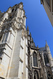 16 katedra Amiens France Obrazy Royalty Free