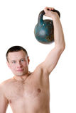 16-kilogramme weight Stock Photography