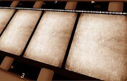 16 millimètres de roulis de film Photos stock