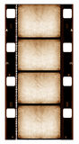 16 mm Film roll. 2D digital art Stock Image