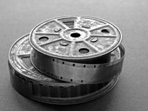 16 mm Film Spool. 16mm,film spool Royalty Free Stock Image