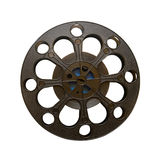 16 mm motion picture film reel Royalty Free Stock Photos
