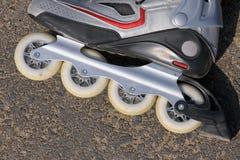 16 rollerskates Стоковая Фотография RF