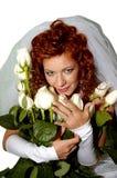 16 som gifta sig Fotografering för Bildbyråer