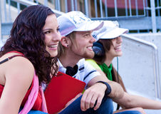 16 teens Στοκ εικόνα με δικαίωμα ελεύθερης χρήσης