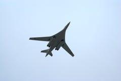 160 полет tu Стоковое фото RF