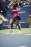 160 2009 η ανοικτή Serena εμείς Ουίλι&a Στοκ εικόνες με δικαίωμα ελεύθερης χρήσης