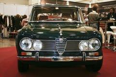 1600 1965年阿尔法giulia ・超级的罗密欧 库存照片